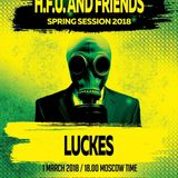 Luckes - H.F.U. And Friends Spring Session 2018