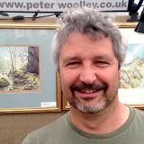 Interview with Peter Woolley at Patchings Art Festival 2013