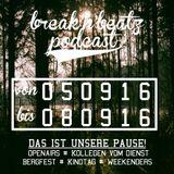 Podcast vom 05.09.16 bis 08.09.16 Ink: KT: Nerve, ST: Blindspot, Unnützeswissen, RdW: Razz u.v.m.