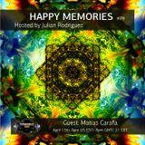 Matias Carafa @ Happy Memories radio show // TM Radio 13-4-2015
