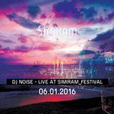 Noise - Live at Simiram Festival (06.01.2016)