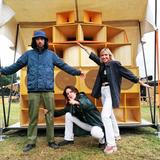 Julia Mira, Lien & TV-TAS for RLR @ Dekmantel Festival 08-02-2019