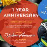 Vadim Almazov - 1st Anniversary @ Makaw Cafe , Phuket 5_10_2019