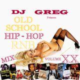 OLD SCHOOL  RNB  HIP-HOP MIX 90's  VOL.20