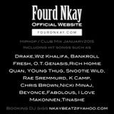 Hiphop / Club Mix JAN 2015 by DJ Fourd Nkay