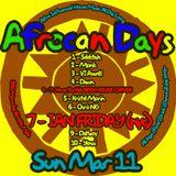 Chris NG live @ Afrocan Days (ft Ian Friday) 11 Mar 18