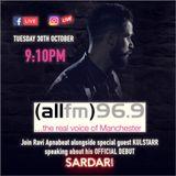 Apnabeat Radio show - 30th October 2018 featuring Kulstarr