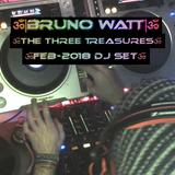 ॐThe three treasuresॐ |Bruno Watt|FEB-2018 Psytrance Video mix |