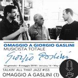 Omaggio a Giorgio Gaslini - Inaugurazione