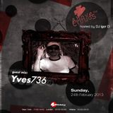 Yves736 - Guest Mix for Above The Clouds Radio Show #022 Part2 @ Westradio.gr 24.02.13