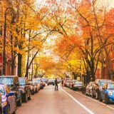 Oct 6: Autumn in New York