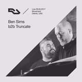 2017-05-29 - Ben Sims b2b Truncate @ Movement, Detroit (RA Live)