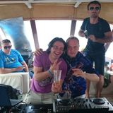 Jackie Dj & Krissman - Sunrise 2 Sunset Boat Party 27.06.2015