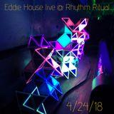 Eddie House live @ Rhythm Ritual 4-24-18 (Opening set)