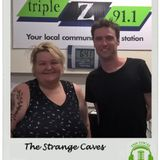 Interview with Ned from The Strange Caves, on The Local - SA - 24 Jan 2019