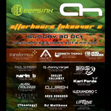 Afterhours FM Takeover 2 - Euphoric Nation