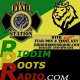The Fiah Station (april 28 2016) www.riddimrootsradio.com