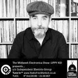 The IEG presents The Midweek Electronica Show, 09 October 2018, with Lippy Kid
