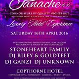 Panachè - luxury Hotel Experience  16 . 04 .2016 -Copthorne hotel merry hill