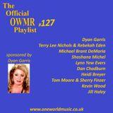 Playlist #127 Sponsored by Dyan Garris
