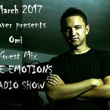 RAVE EMOTIONS RADIO SHOW (13RaVeR) - 1.03.2017. Omi Guest Mix @ RAVE EMOTIONS