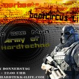 beatCirCus vs. Evil Dead - Hardtechno meets Industrial on wednesday @sthoerbeatz.de 02.02.2011.