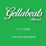 Gellabeats Mixcast 17-07-2016