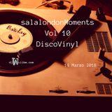 salalondon Moments vol 10. DiscoVinyl
