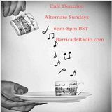 Cafe Denzileo the Funkyclectic Show 2-7-17