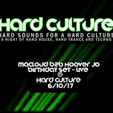 MacLoud B2B Hoover Jo - Birthday Set Live @ Hard Culture - 6.10.17