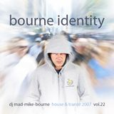 Bourne Identity - Vol 22 - 2007