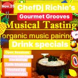 GOURMET GROOVES OPEN SESSIONS