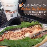 Club Sandwich 110316 w/ Ellen Qbertplaya littlewaterradio.com