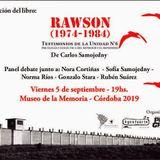 """2014-09-05│Presentación del libro """"Rawson 1974-1984""""│Particio Bordes- Editor de Puño y Letra"""