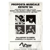 Woodstock DJ Rimini 13-08-1987 - DJ YANO & TBC