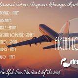 Aegean Lounge Radio 23-02-2019   John Stoongard Exclusive soulful mix