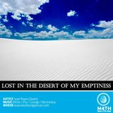 lost in the desert of my emptiness