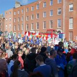 Right2Water Protest in Dublin on Sat 11th October 2014