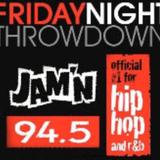 05-17-13 JAM'N 94.5 Friday Night Throwdown DJ Voyage Vol. 2