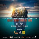 LOS V - SUNSET TRIBES FESTIVAL MIX 2019