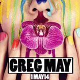 GREG MAY 1MAY2014 TROPICO Ft TheeCoolCats/PatrickTopping/HannahWants/ChrisLorenzo/DJSneak/Murk