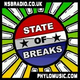 The State of Breaks with Phylo on NSB Radio - 08-25-2014