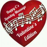BUPPY.C. PRESENT: THE SUNDAY SOUL SHOW HALF TERM VALENTINES SPECIAL. 12th.FEBUARY.2017