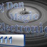 113.Dj Don Magic Electronica vol.111
