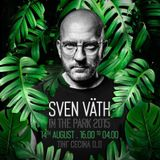 Sven Vath - Live @ In The Park (Tini Soundgarden, Italy) - 14.08.2015
