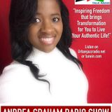 Andrea Graham Radio Show featuring resident coaches and Myethniccards.com