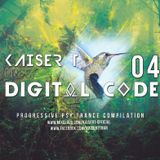 Kaiser T pres. DIGITAL CODE -  Compilation Mix Episode 04