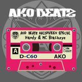 AKO Beatz Halloween Special - DJ Handy & MC Blackeye