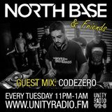 North Base & Friends Show #28 Guest Mix by CODEZERO [11.4.17]