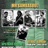 DJ Live Set to Mr. Sambasoul Band in Hotel Steyne, Moonshine Room